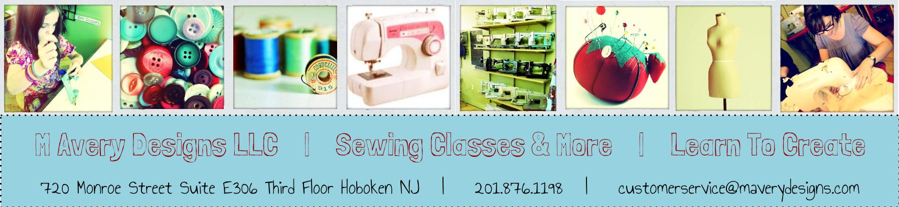 M Avery Designs LLC | Sewing & Crafting Classes for Kids & Adults
