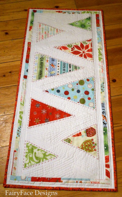 Christmas Table Runners To Sew.Holiday Projects Page 2 M Avery Designs Sewing